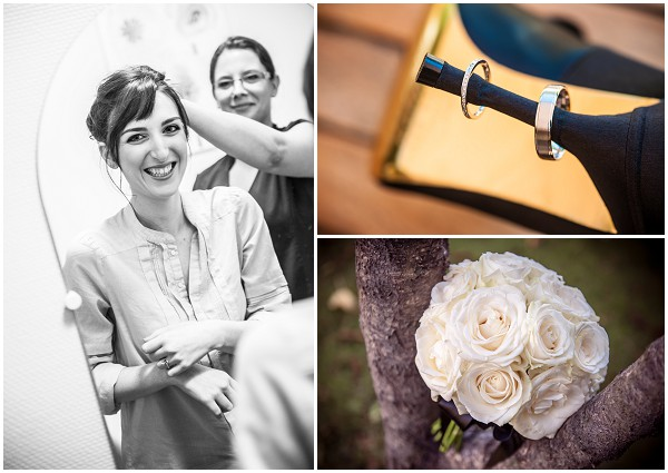wedding blogger gets married