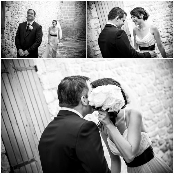 wedding first looks