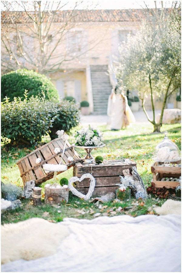 winter wedding styling ideas