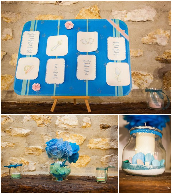 DIY wedding Paris