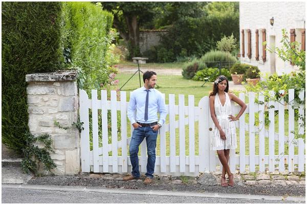 Poitou charentes engagement Photography