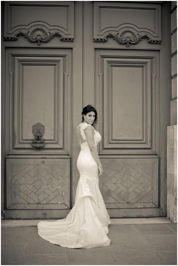 Rebecca Schoneveld wedding dress