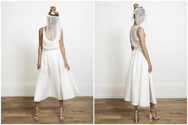 bardot wedding dress