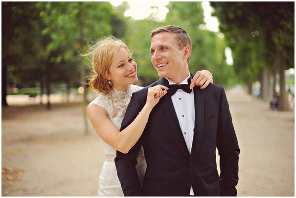 james bondesque groom