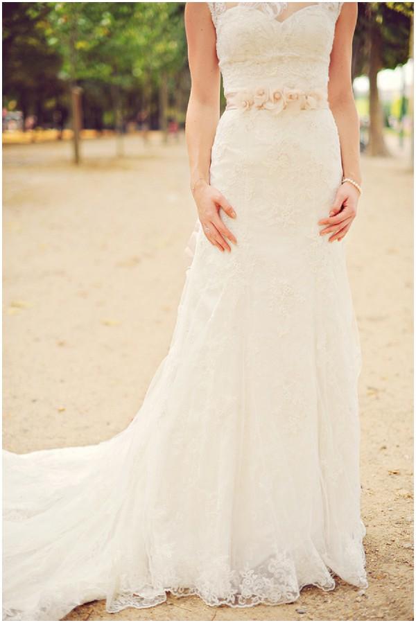 justin alexandre lace dress