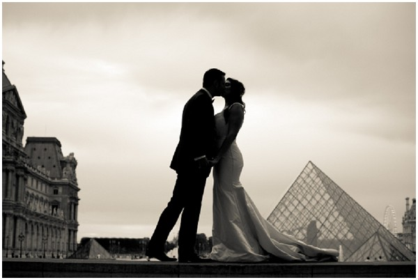 stunning wedding images paris