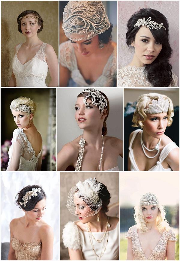 vintage bridal accessories