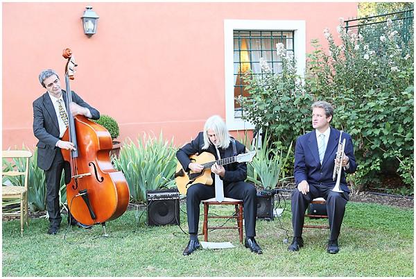 wedding band italy