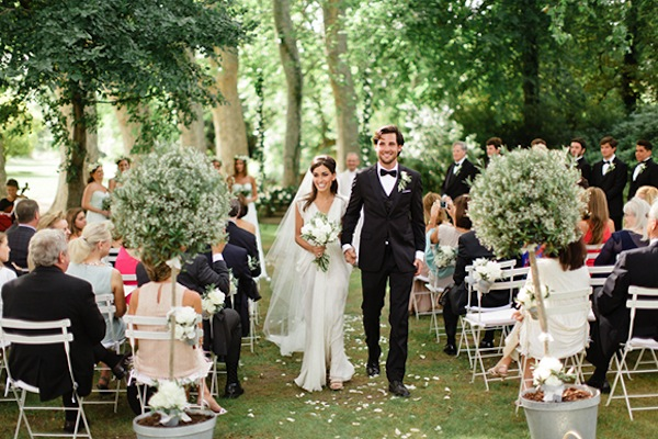Top tips for a guest friendly summer wedding in France