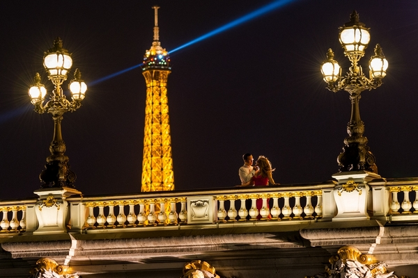 The Paris Photographer night Alexander 3