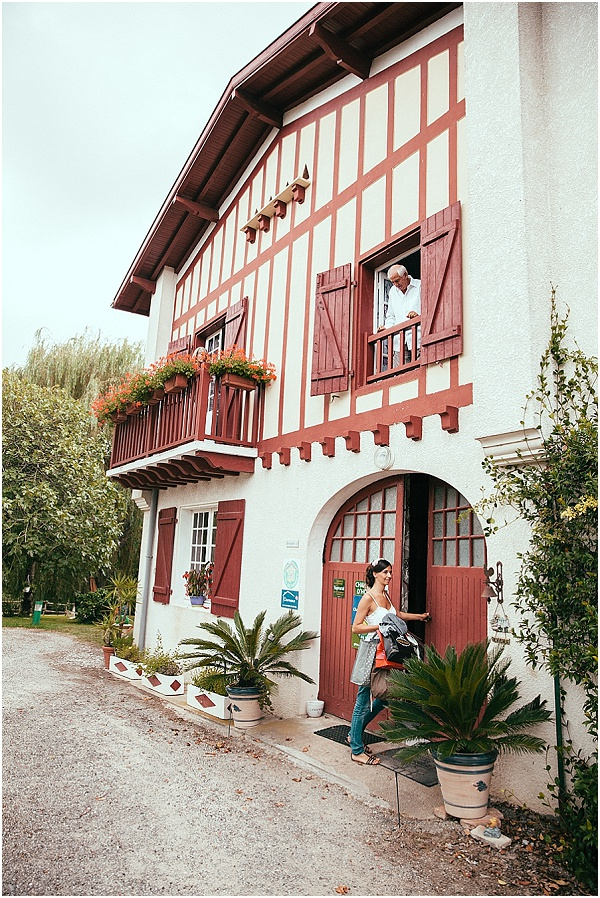 accommodation basque