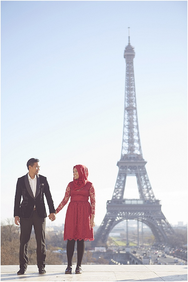 anniversary shoot paris eiffel tower