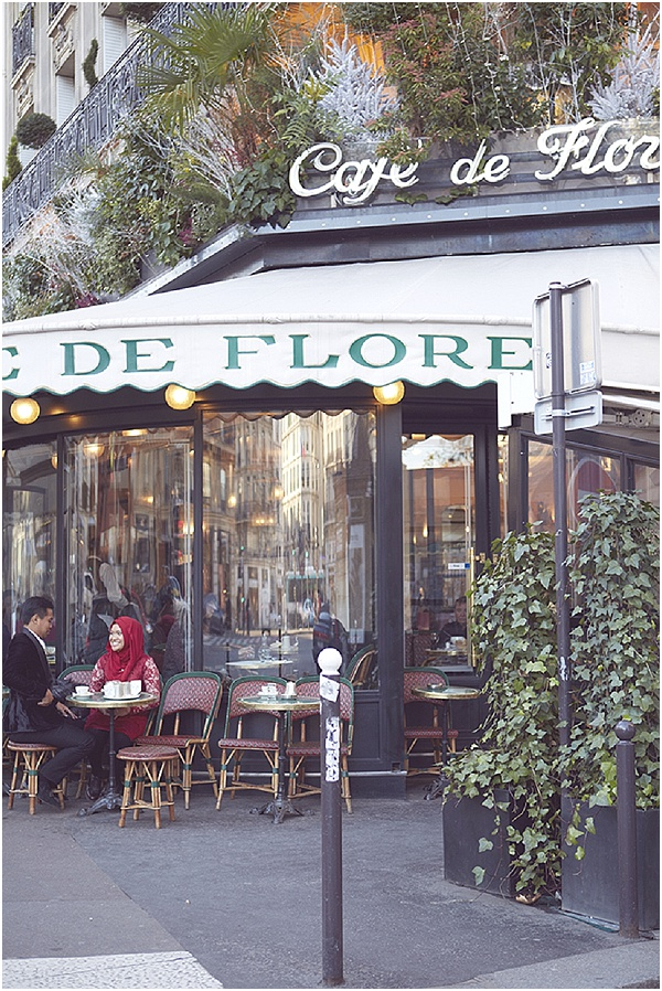 coffee house in paris