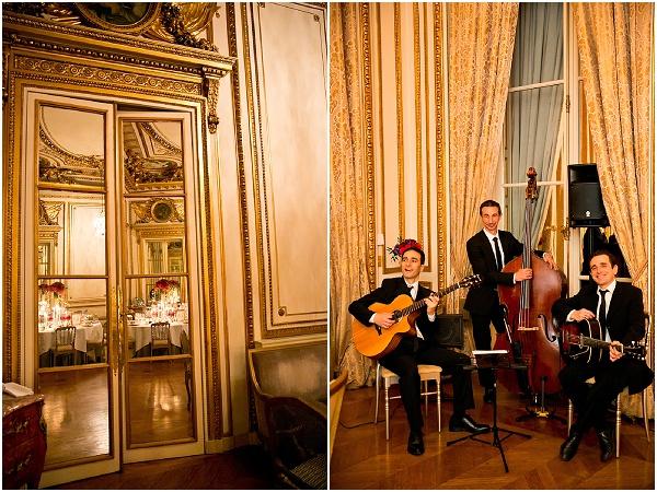 band in paris