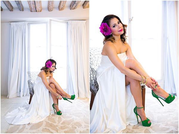 bride elopement