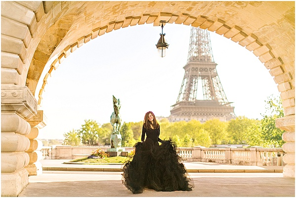 capture your moments in paris