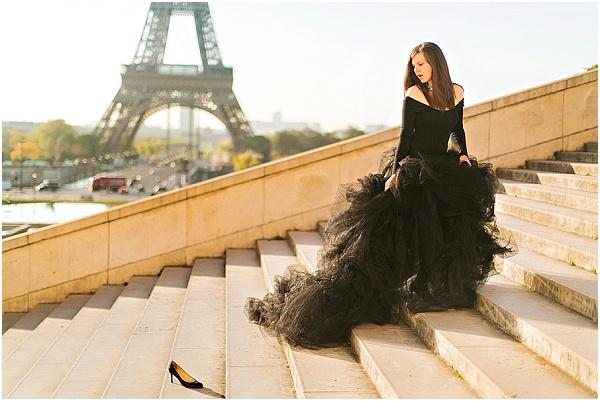 cinderella moment in Paris