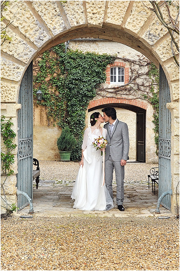 destination wedding gascony