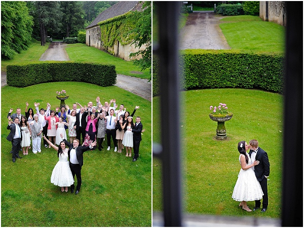 intimate wedding abroad