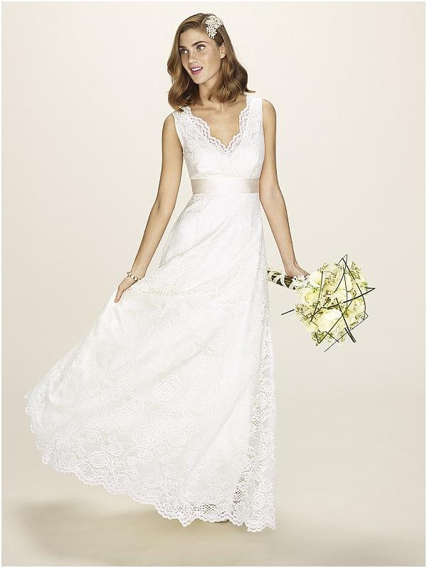 lace wedding dress bhs