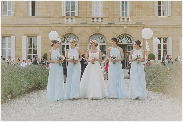 pastel brides