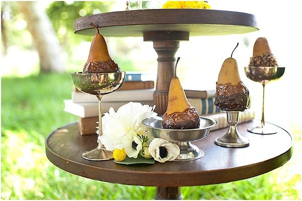 pear puddings