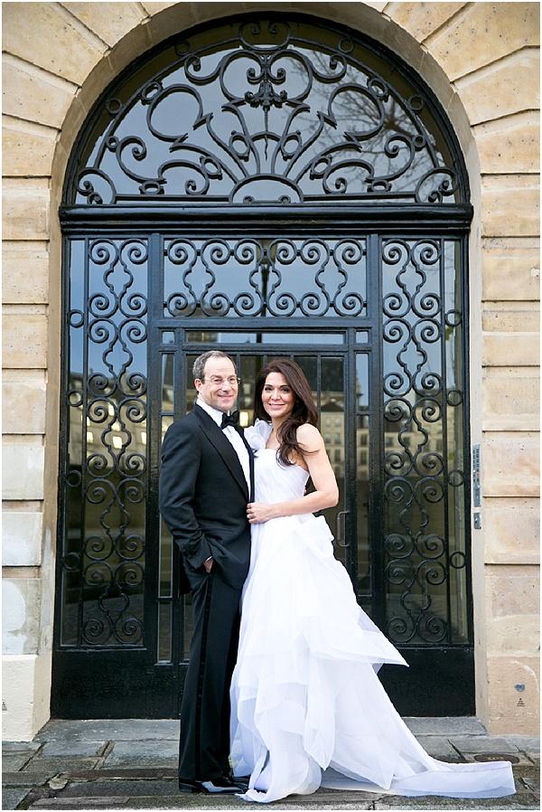 second marriage in paris