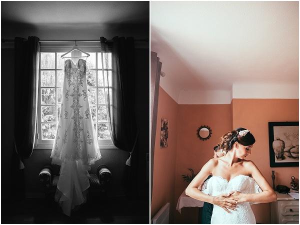 spanish wedding dress