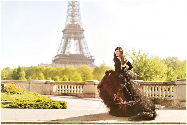 styled shoot in paris