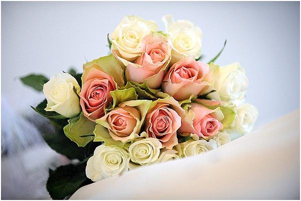 supermarket bridal bouquet