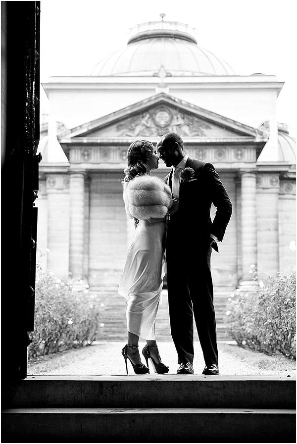 vintage glamour wedding