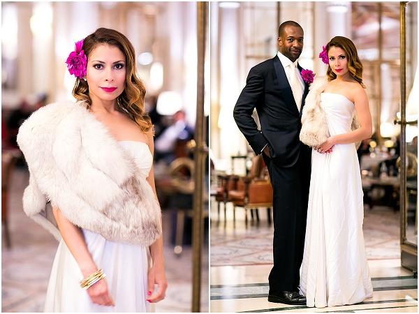 weddings in paris