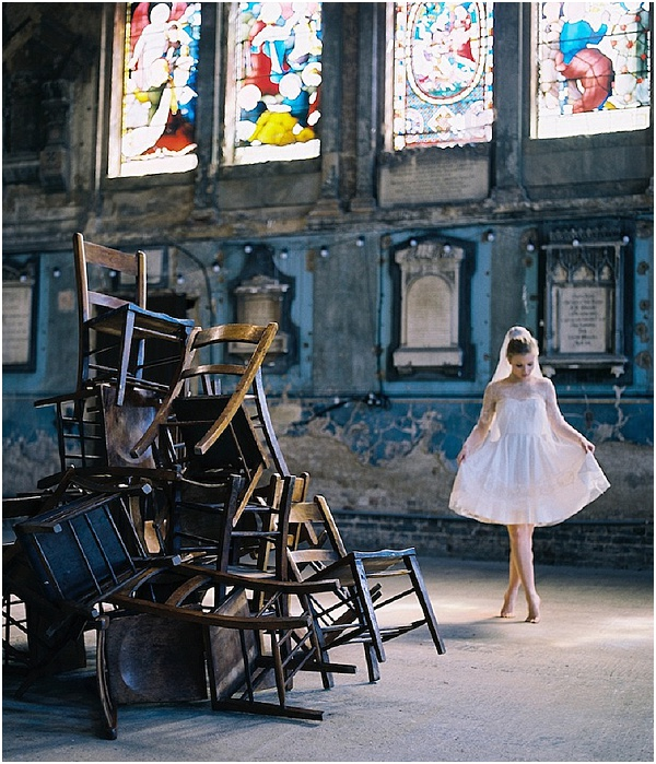 Forgotten Ballerina Wedding