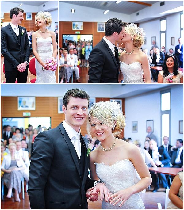 French wedding service