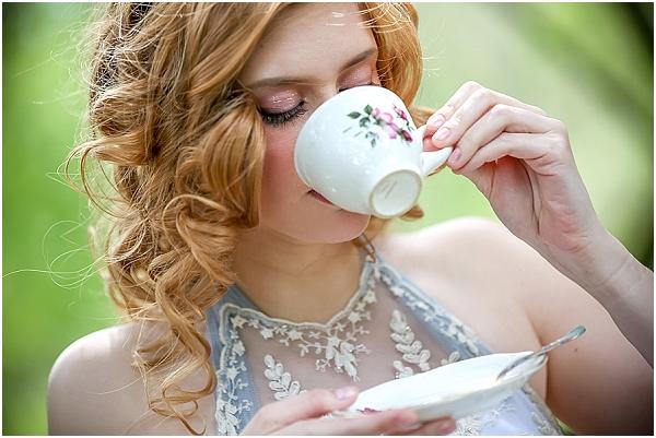 bridal teacups