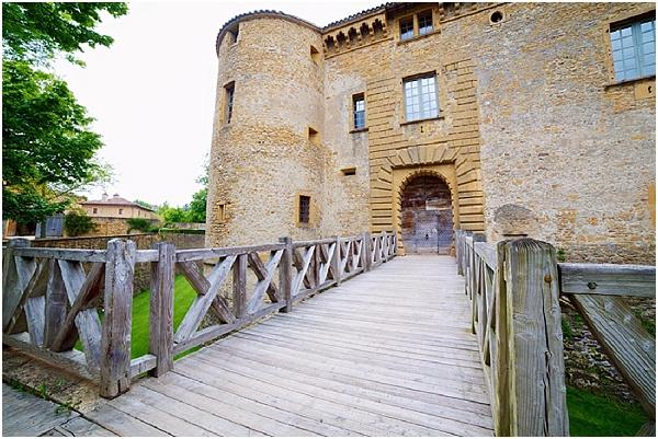 chateau de bagnols venue