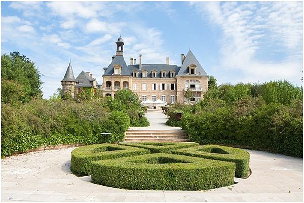 chateau domaine d'essendieras