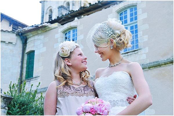 child bridesmaid