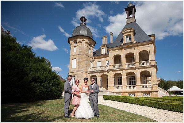 dordogne wedding chateau