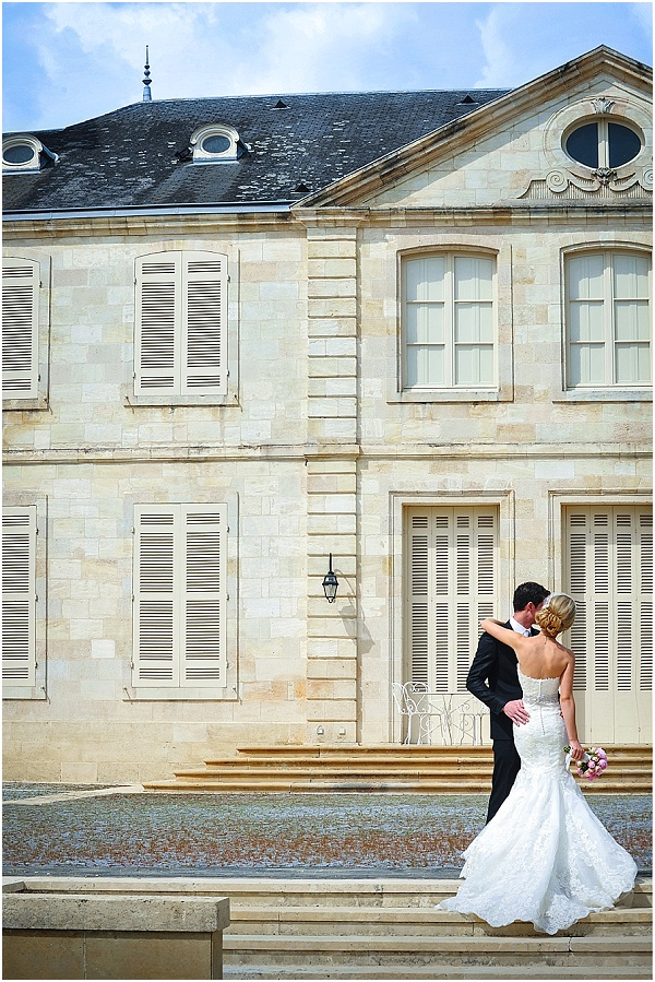 dream french wedding
