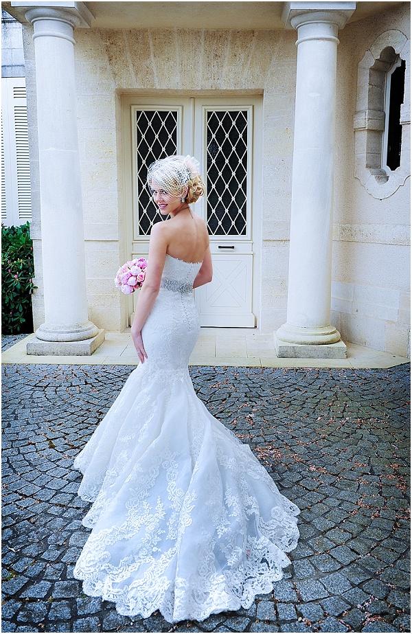 enzoni wedding dress