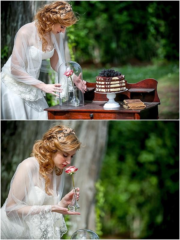fairytale wedding Modern
