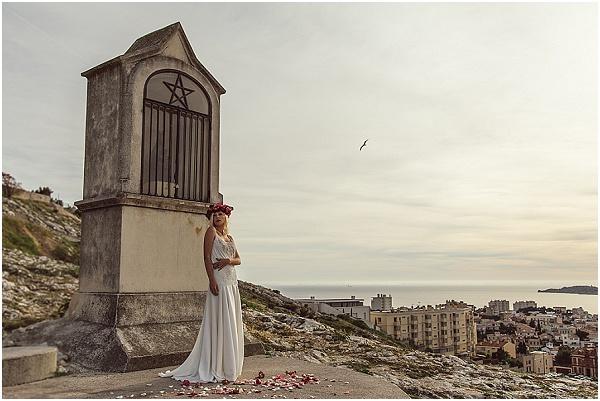 marseille wedding dress designer