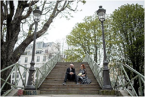montmarte steps paris