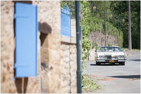 unique wedding car france