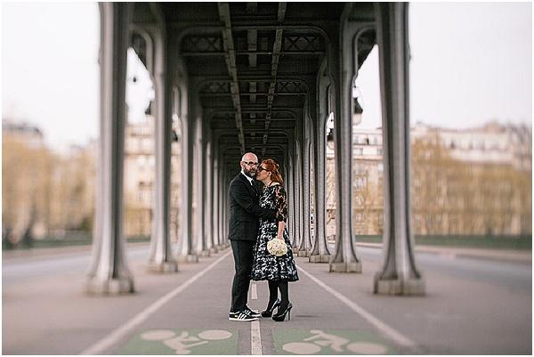 unique wedding paris