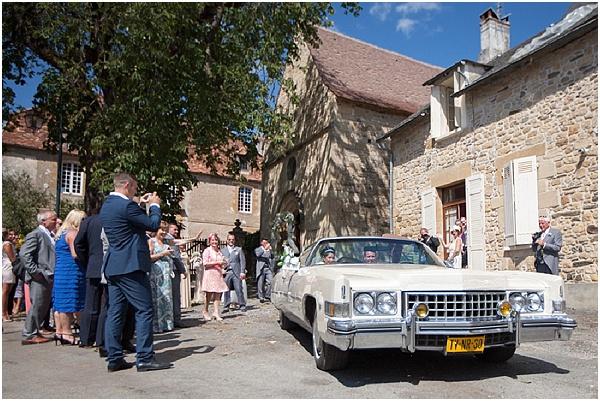 usa wedding car france