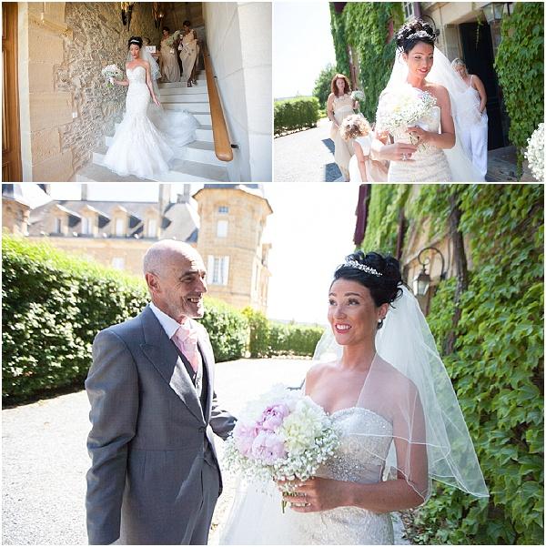 wedding in dordogne