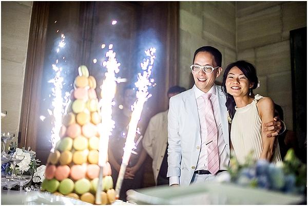croquembouche wedding france