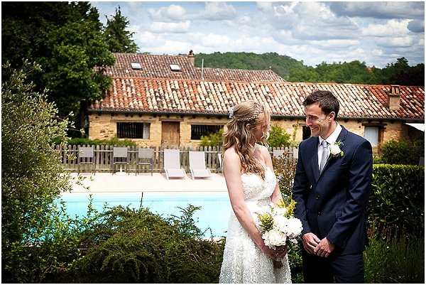 diy wedding Dordogne